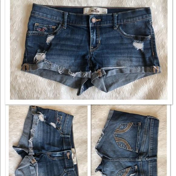 Hollister Pants - HOLLISTER shorts !!